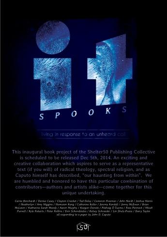 It spooks promo piece
